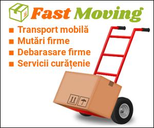 transport mobila București